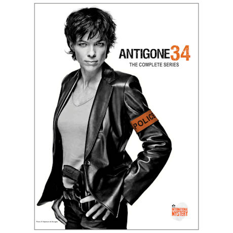 Antigone 34: The Complete Series DVD