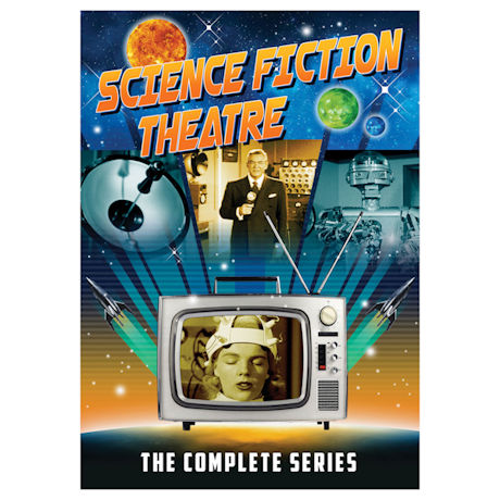 Science Fiction Theatre: The Complete Series DVD