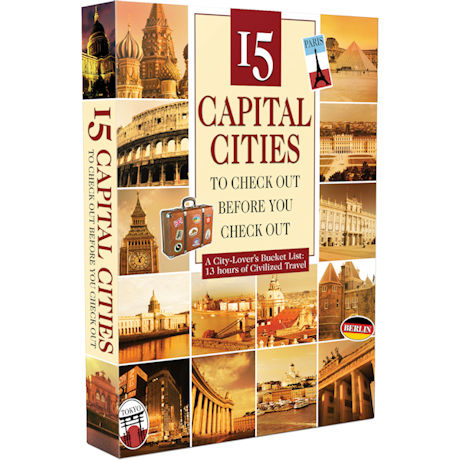 15 Capital Cities to Check Out Before You Check Out DVD