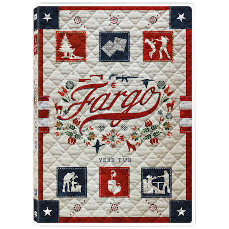 Fargo: Season 2 DVD