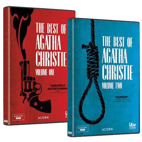 The Best of Agatha Christie: Volumes One and Two DVD
