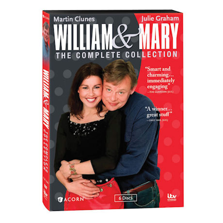 William & Mary: The Complete Collection DVD