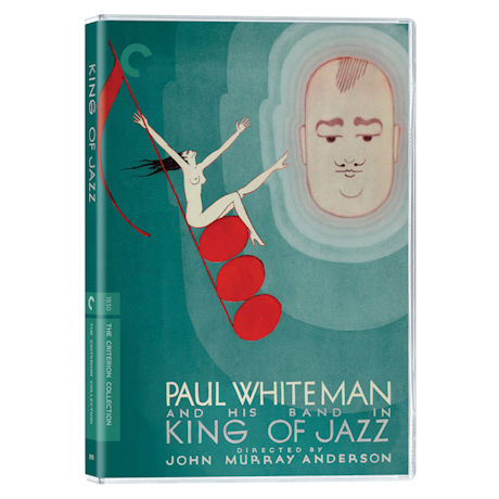 The Criterion Collection: King of Jazz DVD & Blu-ray