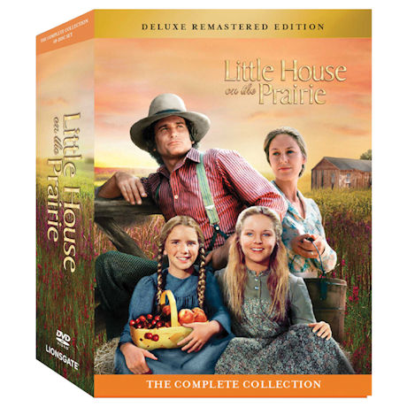Little House on the Prairie DVD