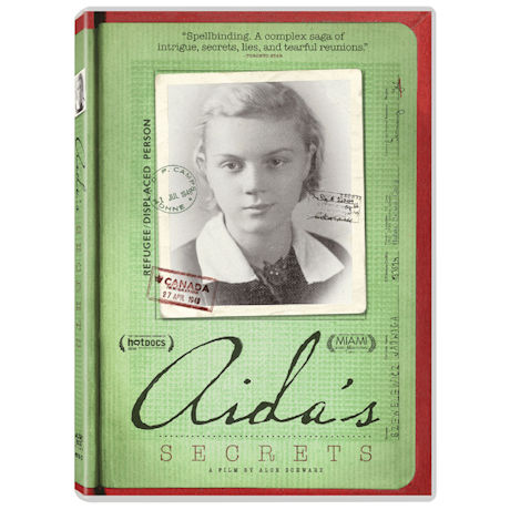 Aida's Secrets DVD