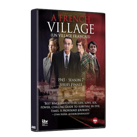 A French Village Season 7 Series Finale DVD