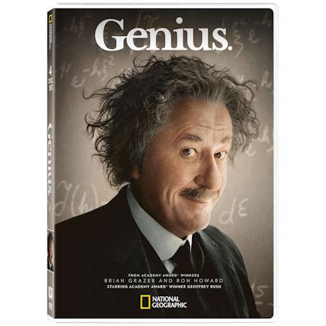 Genius Complete Series DVD