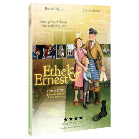 Ethel and Ernest DVD