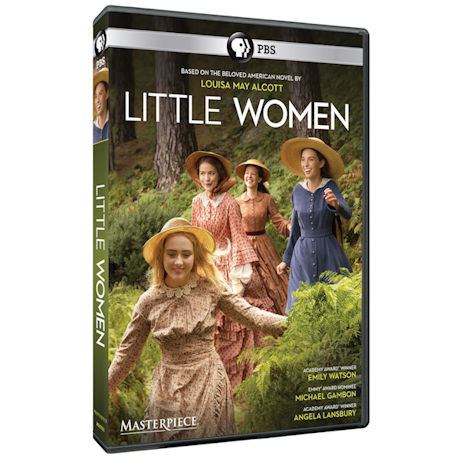 Little Women DVD & Blu-ray