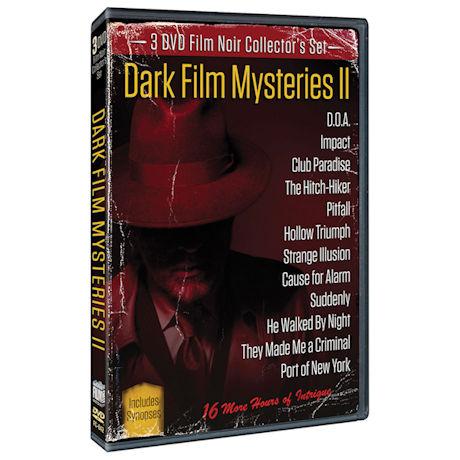 Dark Film Mysteries II DVD
