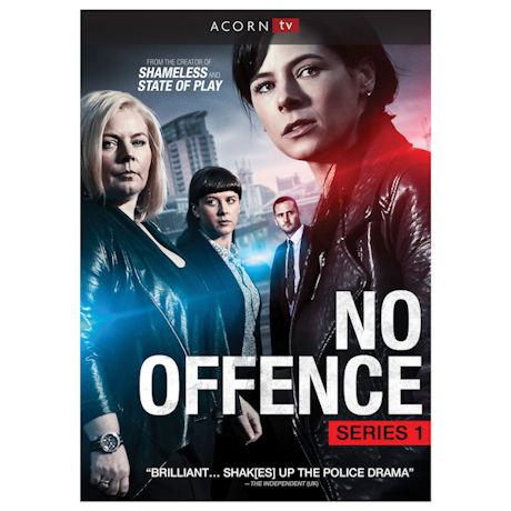 No Offence, Series 1 DVD