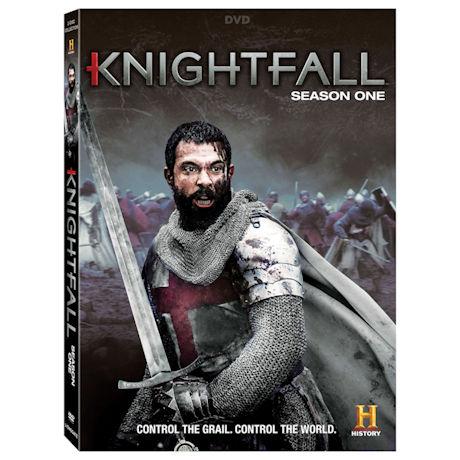 Knightfall: Season 1 DVD & Blu-ray