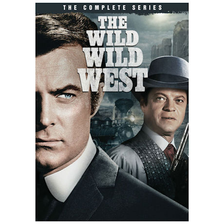 The Wild Wild West: Complete Series DVD