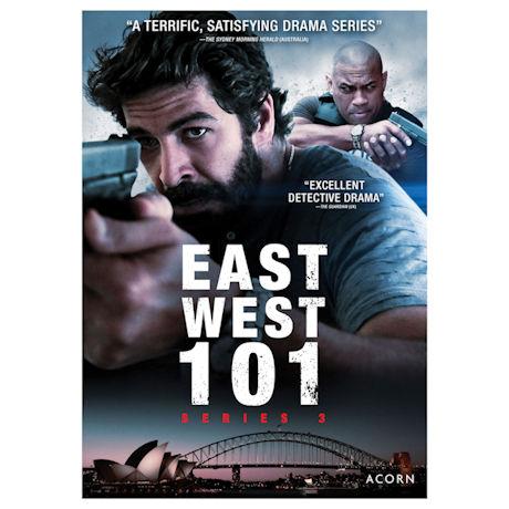 East West 101: Series 3 DVD