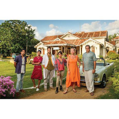The Good Karma Hospital, Series 2 DVD & Blu-ray