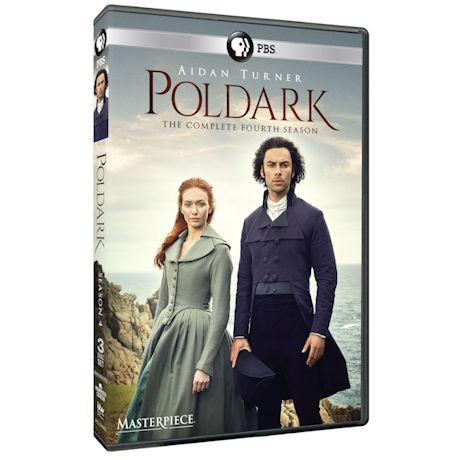 Poldark Season 4 DVD & Blu-ray