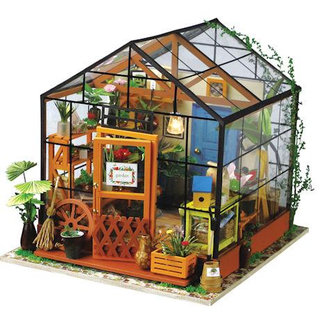 DIY Miniature Greenhouse Kit