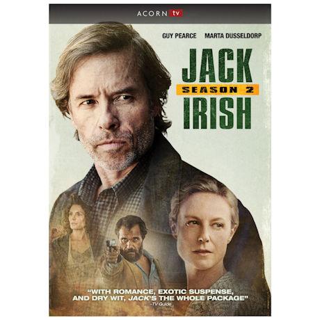 Jack Irish: Season 2 DVD & Blu-ray