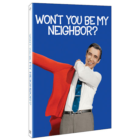 Won't You Be My Neighbor? DVD
