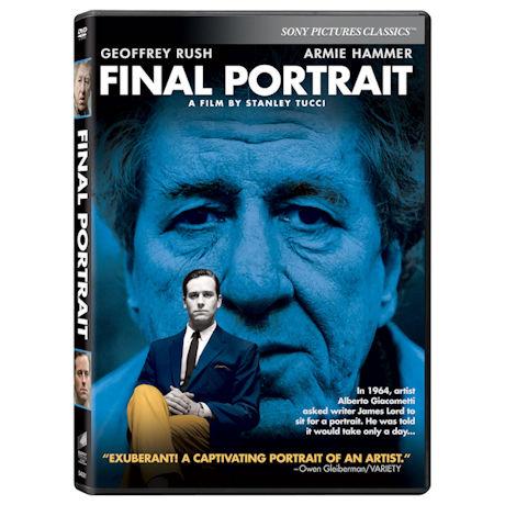 Final Portrait DVD