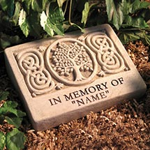 PERSONALIZED TREE OF LIFE STONE
