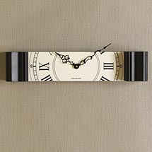 GRANDFATHER SLICE CLOCK
