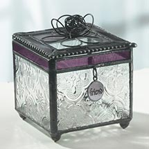 ART GLASS BOX