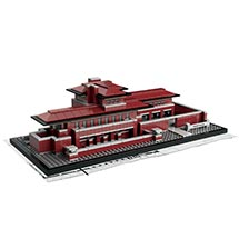 FRANK LLOYD WRIGHT® ROBIE HOUSE LEGO®