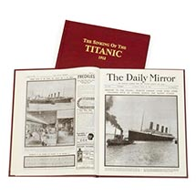 THE TITANIC STORY - PERSONALIZED