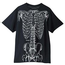 ANATOMICALLY CORRECT SKELE-TEE