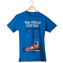 THE GREAT GATSBY MEN'S TEE