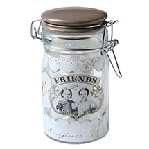 DOODAD JARS - FRIENDS