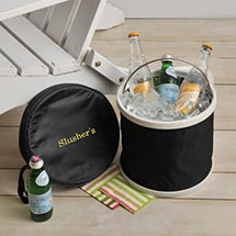 PERSONALIZED POP-UP BUCKET COOLER