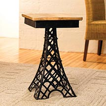 EIFFEL TOWER ACCENT TABLE