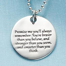PROMISE ME NECKLACE