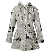 NEWSPRINT JACKET