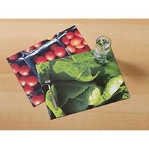 LETTUCE AND TOMATOES PLACEMATS