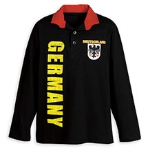 GERMANY RUGBY SHIRT