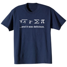 afb843963 Galileo Science Quote T-Shirt | 13 Reviews | 5 Stars | Signals | HX2362