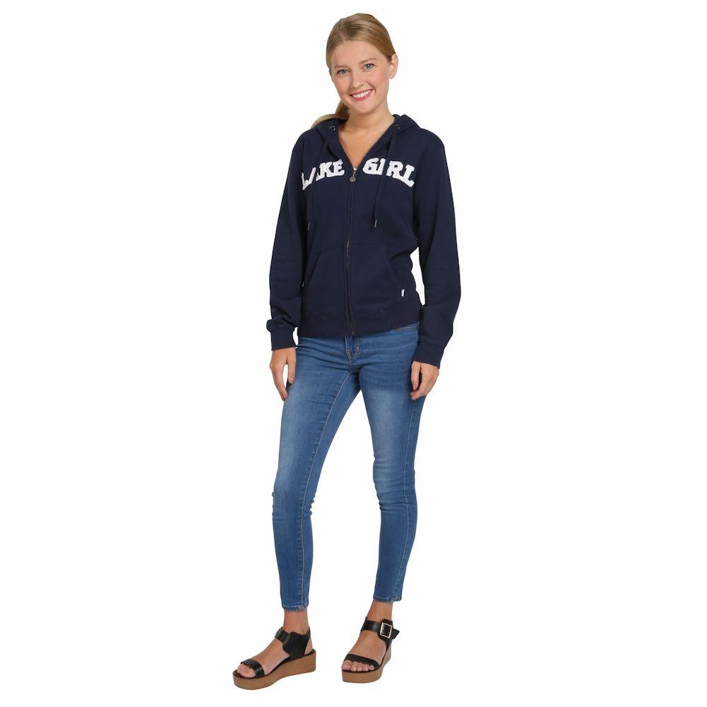 Lake girl hoodie