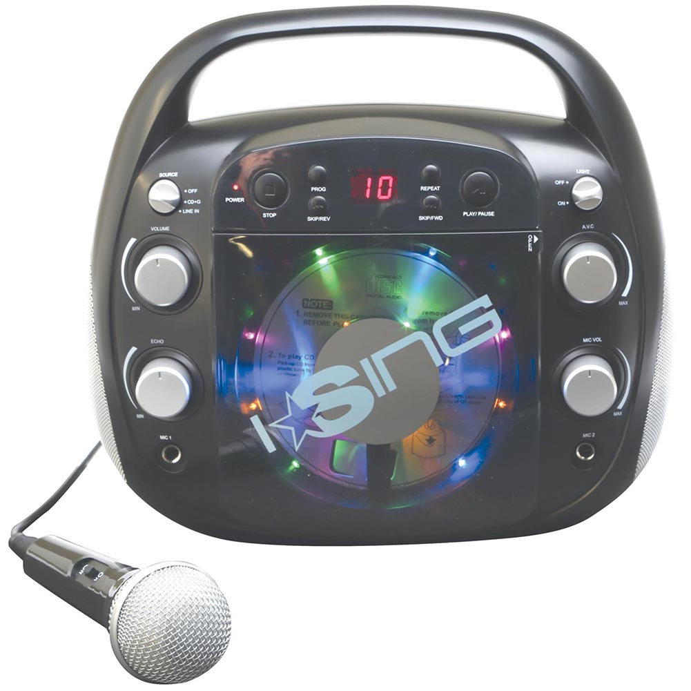 at home karaoke machine
